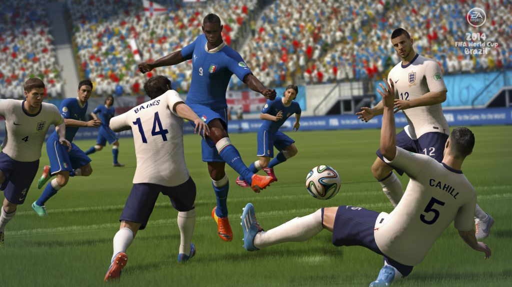 FIFA World Cup video games