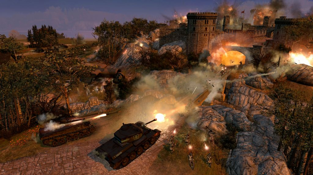 Company Of Heroes 2 The British Forces Game Over Online
