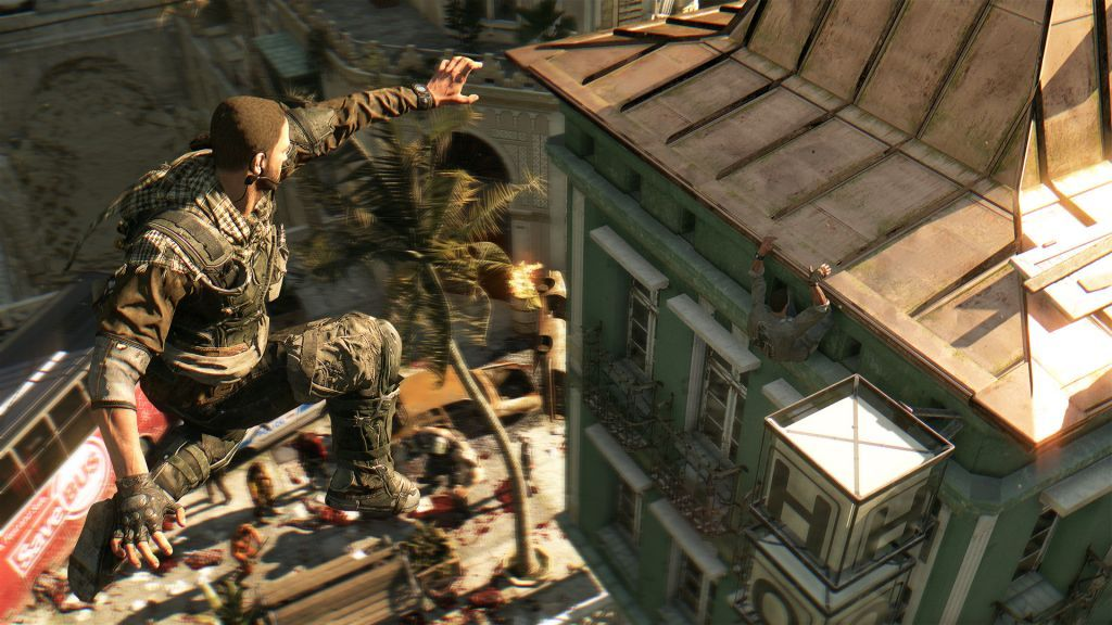 Online Game Play Dying Light