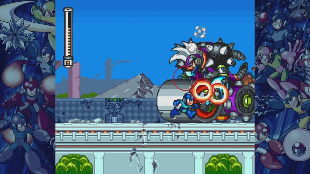 Mega Man Legacy Collection 2 | Game Over Online