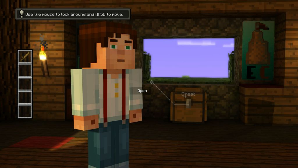 Minecraft Story Mode Episode 1 The Order Of The Stone Game Over Online