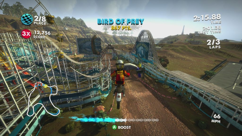 Top Motocross Madness Review : Game Over Online BR84
