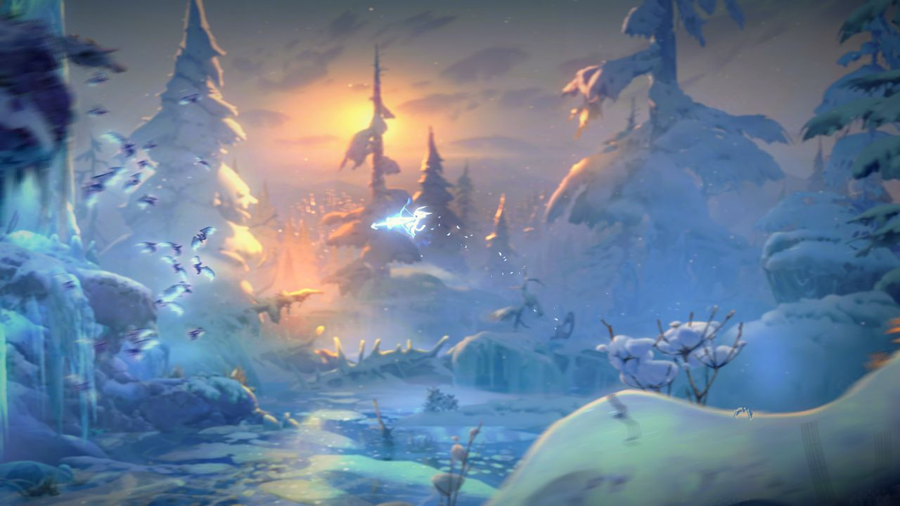 Ori-and-the-Will-of-the-Wisps_IceForest_Screenshot