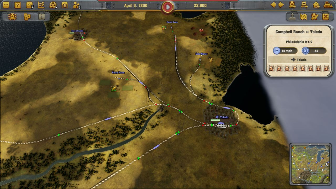 Railway Empire | Game Over Online