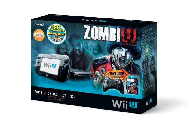 ZombiU Deluxe Set