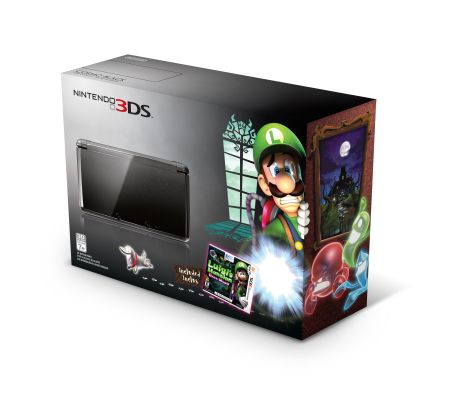 Luigi's Mansion - Dark Moon 3DS Bundle