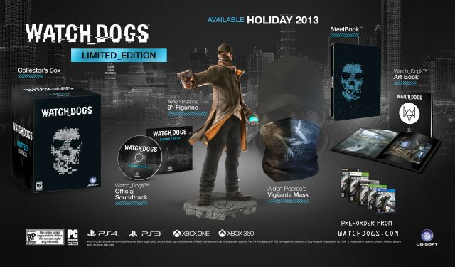Watch Dogs_Limited Edition_Bundle