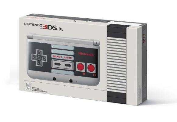 NES Edition Nintendo 3DS XL
