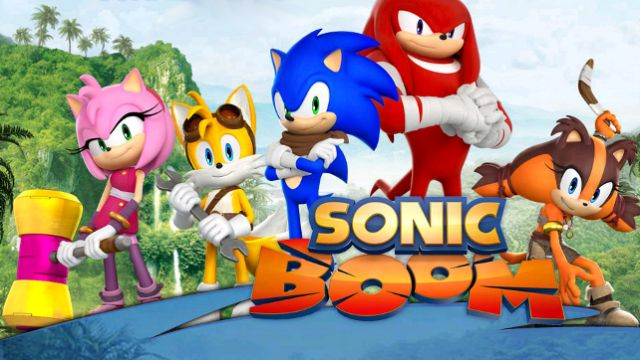 Sonic Boom Rise Of Lyric Game Over Online