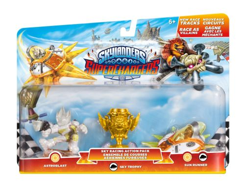 New Skylanders SuperChargers Toys and Racing Pack | Game