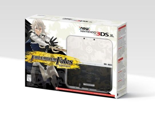 New3DSXL_FIRE EMBLEM FATES