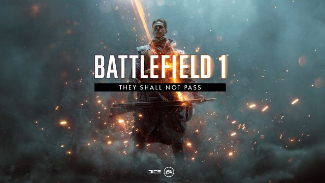 Battlefield 1 XP1 Key Art