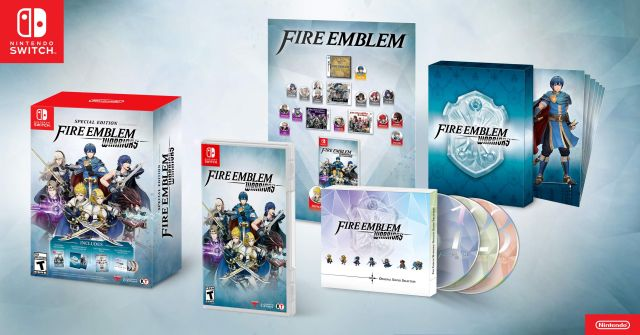 Fire Emblem Warriors Ensemble