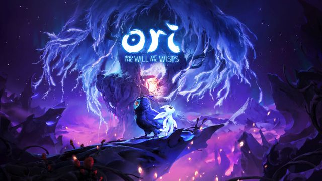 Ori and the Will of the Wisps Key Art Horizontal