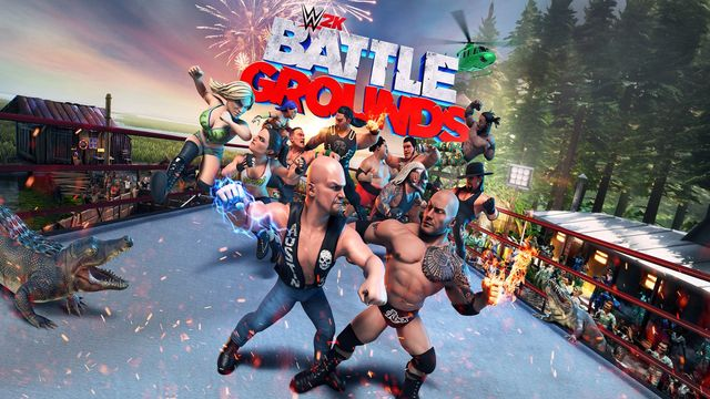 WWE2KBattlegrounds