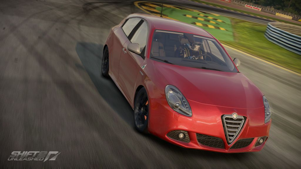 Alfa Romeo Giulietta Qv. Shift 2 Unleashed LE Pre-Order