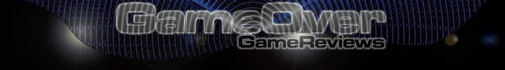 GameOver Game Reviews - Rez (c) Sega, Reviewed by - Cyrus