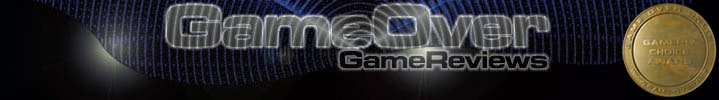 GameOver Game Reviews - Xenosaga Episode I: Der Wille zur Macht (c) Namco, Reviewed by - Carlos McElfish